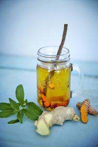 anti-inflammatory infusion recipe