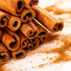 Do you know the benefit of Cinnamon?