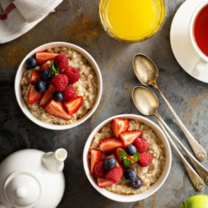Oatmeal Porridge the hormone diet